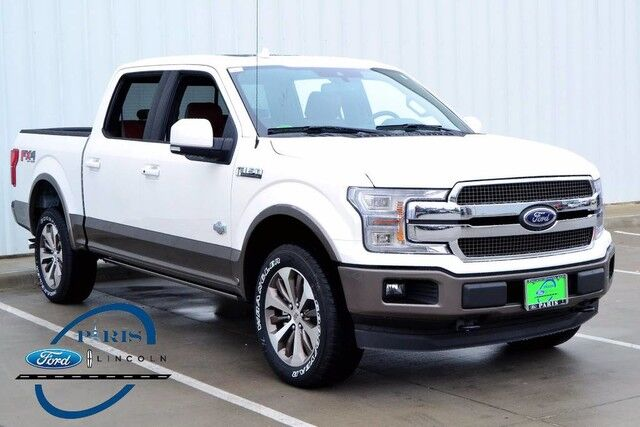 2018 Ford F-150 King Ranch Paris TX 21407996
