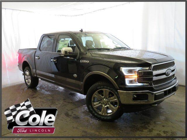 2018 Ford F 150 King Ranch 4wd Supercrew 5 5 Box