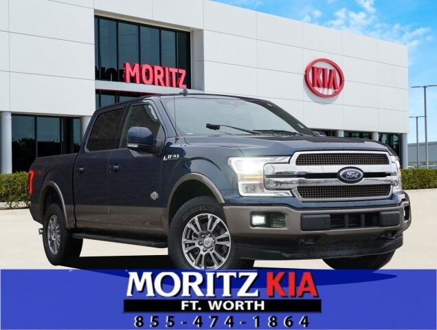 2018 Ford F-150 King Ranch Fort Worth TX