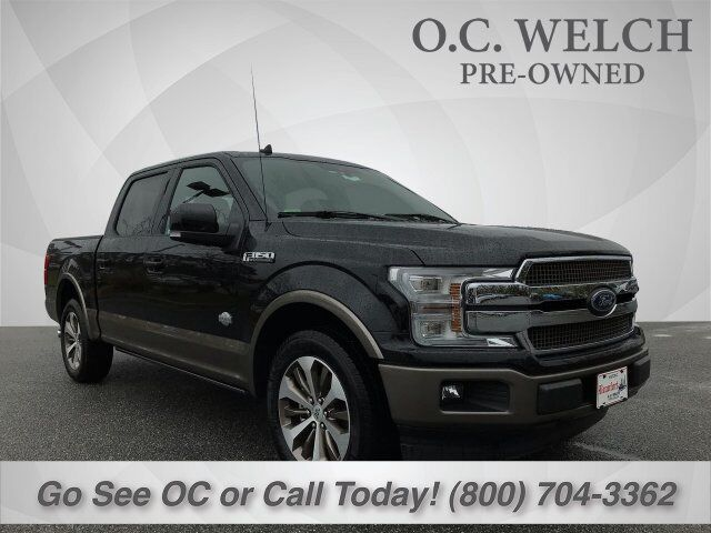 2018 Ford F 150 King Ranch Hardeeville Sc 20964018