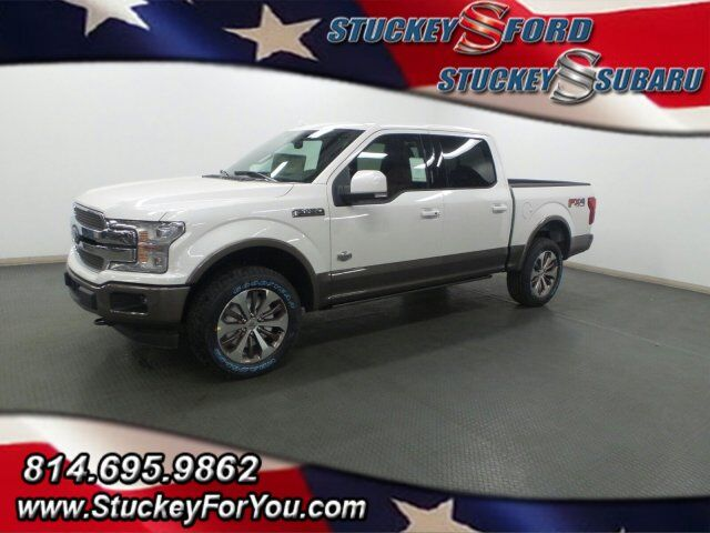 2018 Ford F 150 King Ranch Altoona Pa