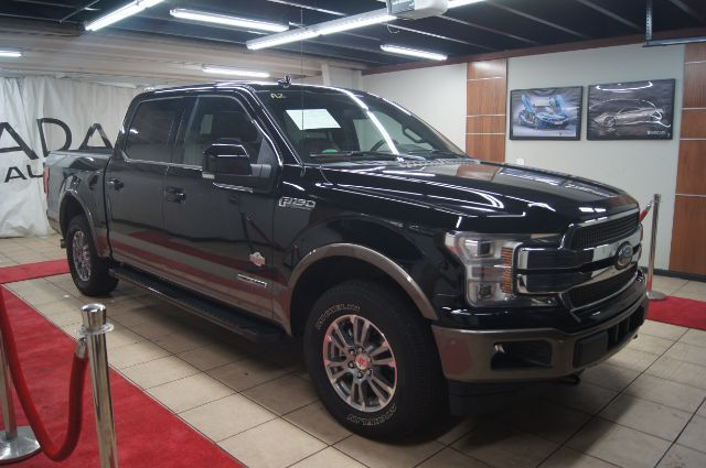 2018 Ford F 150 King Ranch Supercrew 55 Ft 4wd Turbo Diesel With