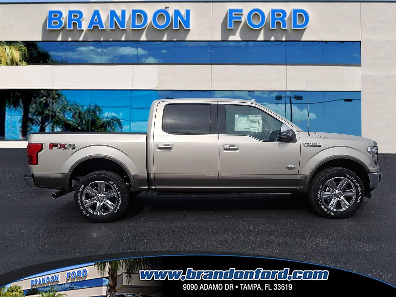 2018 Ford F 150 King Ranch Tampa Fl 21655443