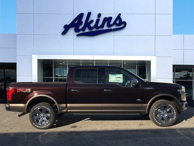 2018 Ford F-150 King Ranch Winder GA 21346547