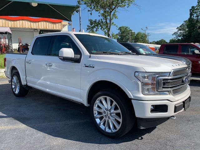 2018 Ford F-150 LIMITED WITH BLUE INTERIOR Charlotte NC