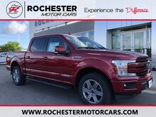 2018_Ford_F-150_Lariat_ Rochester MN
