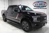 2018 Ford F-150 Lariat FX4 Sport Appearance Pkg