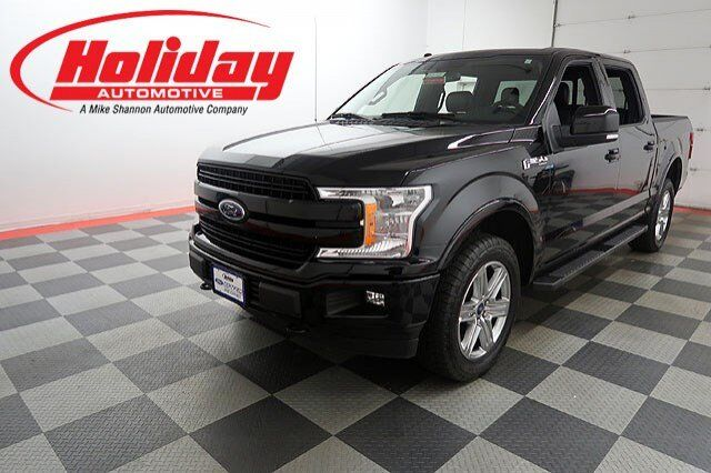 2018 ford f 150 lariat fond du lac wi 26269879. Black Bedroom Furniture Sets. Home Design Ideas
