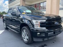 2018_Ford_F-150_Lariat SuperCrew 5.5-ft. Bed 4WD_ Charlotte NC