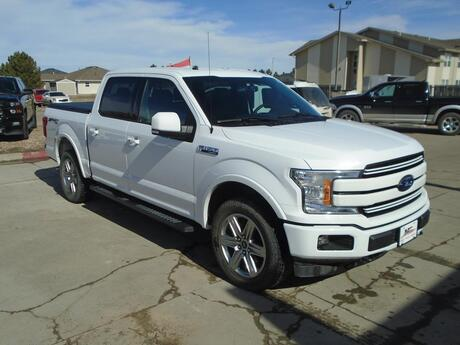 2018 Ford F-150 Lariat SuperCrew 5.5-ft. Bed 4WD Colby KS