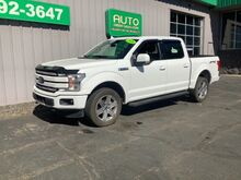 2018_Ford_F-150_Lariat SuperCrew 6.5-ft. Bed 4WD_ Spokane Valley WA