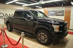 2018_Ford_F-150_Lariat SuperCrew 6.5-ft. Bed 4WD with SPORT APPEARANCE PACKAGE_ Charlotte NC