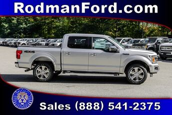 2018 Ford F-150 Lariat Boston MA