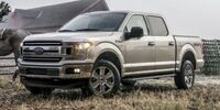 Ford F-150 Lariat,Navigation Voice-Activated, SYNC Connect, 2ND Row Heated Seats 2018