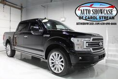 2018_Ford_F-150_Limited_ Carol Stream IL