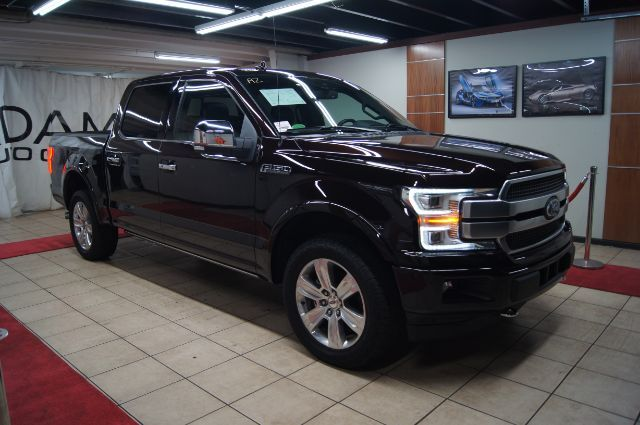 Ford Dealership Charlotte Nc >> 2018 Ford F-150 Platinum SuperCrew 5.5-ft. Bed 4WD WITH 3 ...