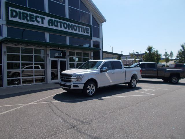 2018 Ford F-150 Platinum SuperCrew 6.5-ft. Bed 4WD Monroe NC