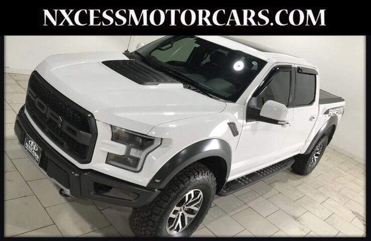 2018 Ford F-150 Raptor ONLY 4K MILES 4X4 LEATHER LOADED Houston TX