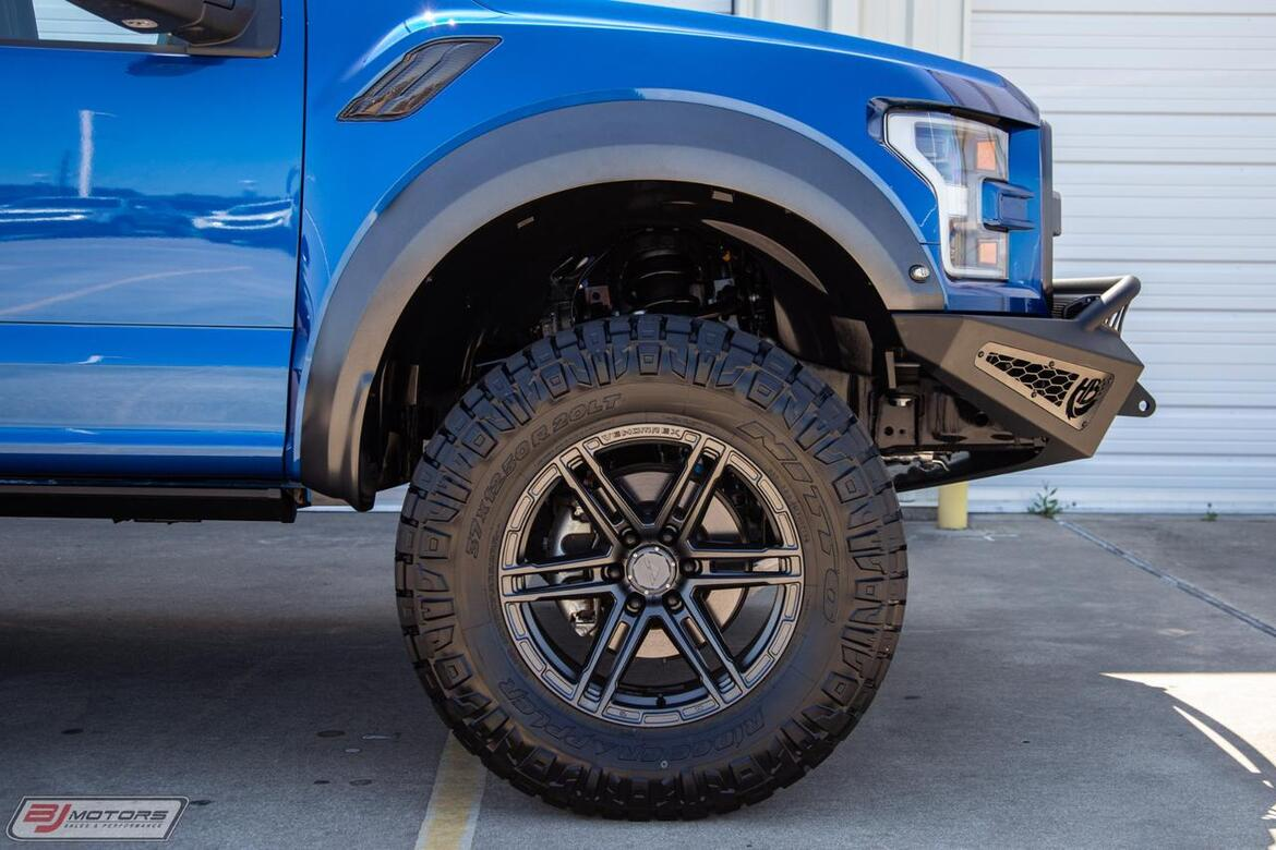 2018 Ford F-150 Raptor Signature Series Tomball TX