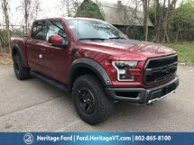 2018 Ford F-150 Raptor South Burlington VT