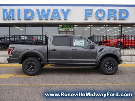 2018_Ford_F-150_Raptor_ Roseville MN