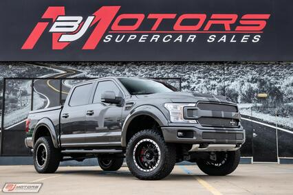 2018 Ford F-150 Shelby 755HP Supercharged Tomball TX