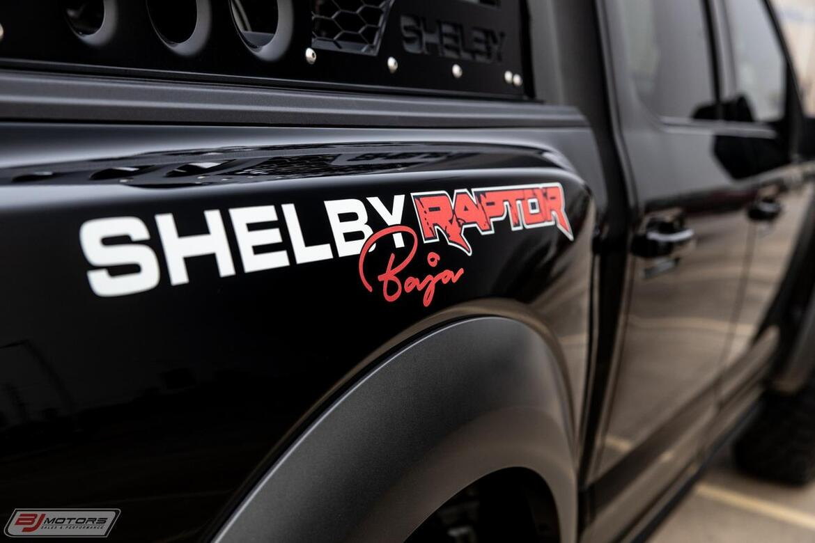 2018 Ford F-150 Shelby Baja Raptor Tomball TX