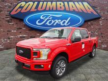 2018_Ford_F-150_XL_ Columbiana OH
