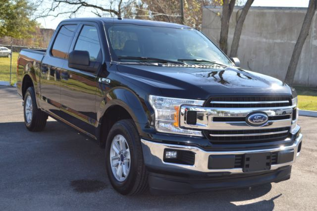 2018 Ford F-150 XL SuperCrew 5.5-ft. Bed 2WD Houston TX