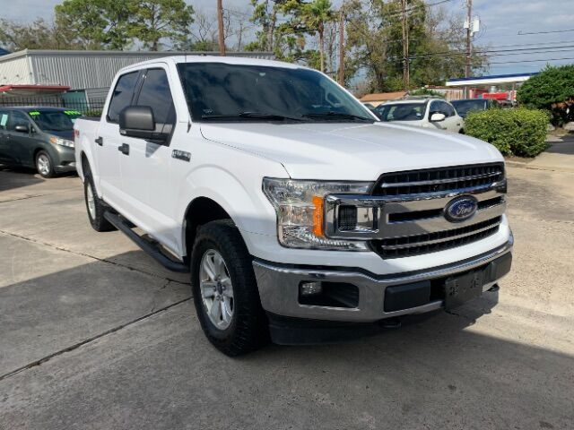 2018 Ford F-150 XL SuperCrew 5.5-ft. Bed 4WD Houston TX