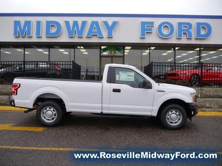 2018_Ford_F-150_XL_ Roseville MN