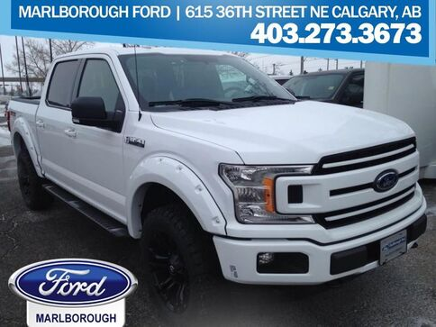 2018_Ford_F-150_XLT  - Navigation -  leather_ Calgary AB