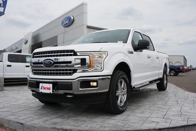 2018 ford f 150 xlt weslaco tx 22497596 for Ed payne motors mission