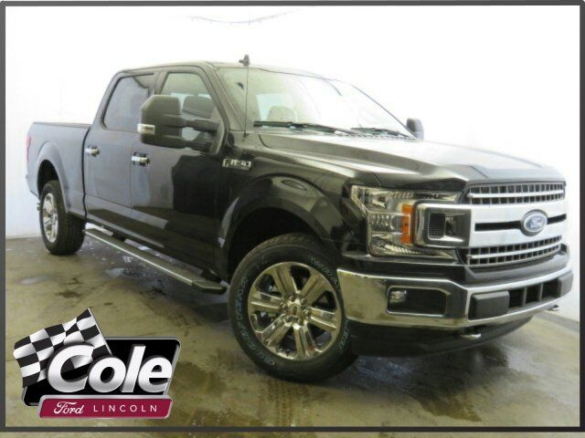 2018 Ford F 150 Xlt 4wd Supercrew 6 5 Box Coldwater Mi