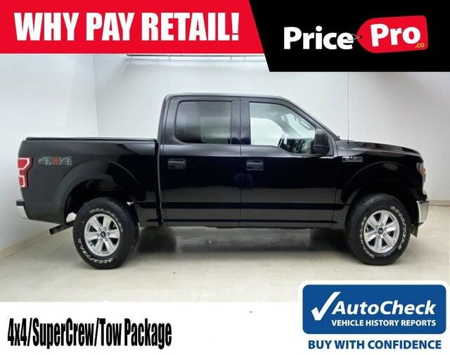 2018 Ford F 150 Xlt 4wd Supercrew Maumee Oh 27180179