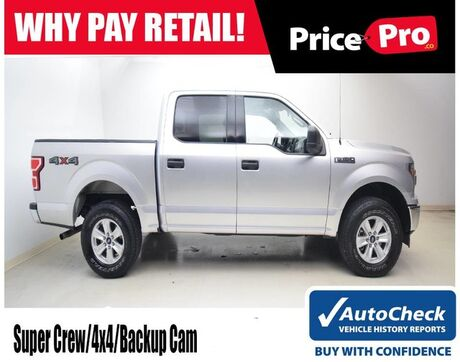 2018 Ford F-150 XLT 4WD SuperCrew Maumee OH