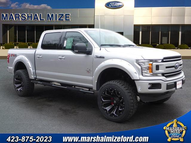 2018 Ford F 350 Limited >> 2018 Ford F-150 XLT/Black Widow Chattanooga TN 21877483