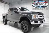 2018 Ford F-150 XLT Crew Cab 4X4 Lifted