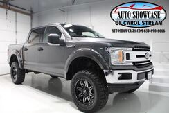 2018_Ford_F-150_XLT Crew Cab 4X4 Lifted_ Carol Stream IL