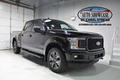 2018 Ford F-150 XLT FX4 Sport Appearance Pkg