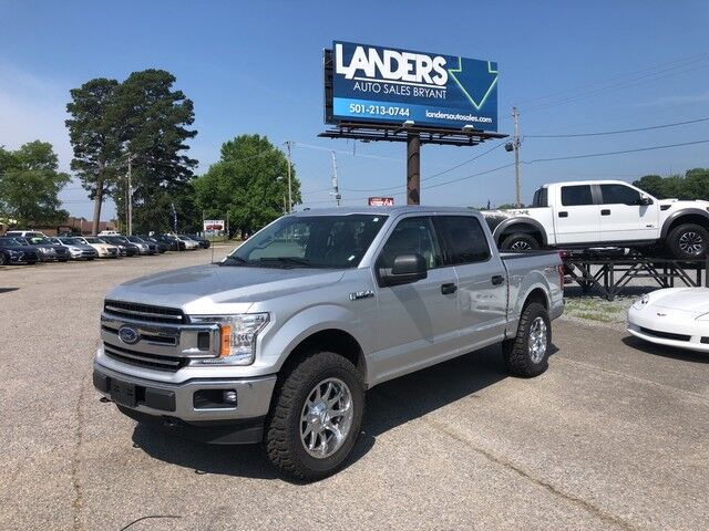 Ford Little Rock >> 2018 Ford F 150 Xlt