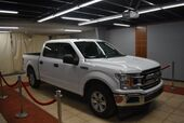 2018 Ford F-150 XLT SUPERCREW 5.0