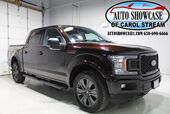2018 Ford F-150 XLT Sport Appearance Pkg