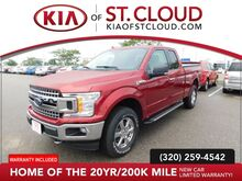 2018_Ford_F-150_XLT_ St. Cloud MN
