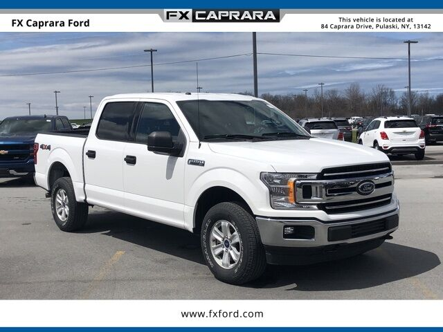Fx Caprara Ford >> Used Ford F 150 Watertown Ny