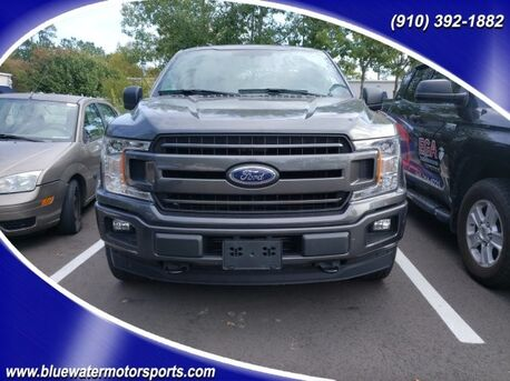 2018_Ford_F-150_XLT_ Wilmington NC