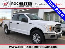 2018_Ford_F-150_XLT w/ Trailer Tow Package_ Rochester MN