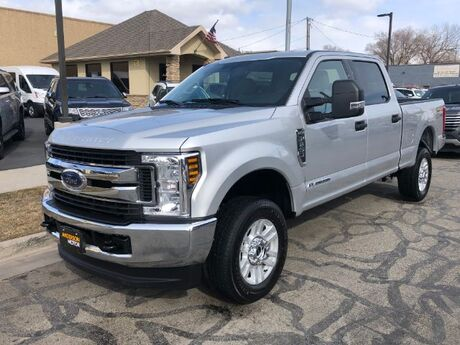 2018 Ford F-250 SD XLT Crew Cab 4WD Salt Lake City UT
