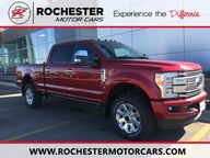 2018 Ford F-250SD Platinum Rochester MN