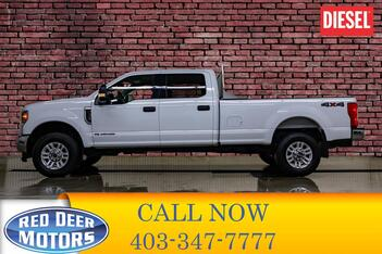 2018_Ford_F-350_4x4 Crew Cab XLT Longbox Diesel_ Red Deer AB